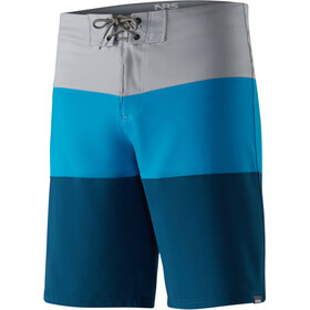 NRS Benny Shorts Men gray/blue